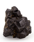 Minerals:Miniature, Uraninite. Shinkolobwe Mine (Kasolo Mine). Shinkolobwe,Katanga Copper Crescent. Katanga (Shaba). DemocraticR...