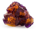 Minerals:Cabinet Specimens, Fluorite. Illinois, USA. 4.94 x 3.95 x 2.80 inches (12.54 x10.03 x 7.10 cm). ...