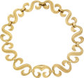 Estate Jewelry:Necklaces, Gold Necklace, Robert Wander. ...