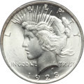 Peace Dollars: , 1923 $1 MS66 PCGS. CAC. PCGS Population: (2326/69). NGC Census:(3203/107). CDN: $340 Whsle. Bid for problem-free NGC/PCGS ...