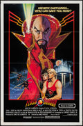 "Movie Posters:Science Fiction, Flash Gordon (Universal, 1980). One Sheet (27"" X 41"") & PosterMagazine (Folded 8.5"" X 11.5"", Unfolded 23.5"" X 33""). Science...(Total: 2 Items)"