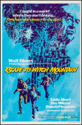 "Movie Posters:Fantasy, Escape to Witch Mountain & Others Lot (Buena Vista, 1975). OneSheets (3) (27"" X 41""). Fantasy.. ... (Total: 3 Item..."