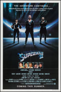 "Movie Posters:Action, Superman II & Other Lot (Warner Brothers, 1981). One Sheets (3)(27"" X 41""). Advance and Regular Style. Action.. ... (Total: 3Items)"