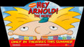 "Movie Posters:Animation, Hey Arnold! The Movie & Other Lot (Paramount, 2002). Standees(2) (29.5"" X 52"", 104"" X 60.5"" X 19.5""). Animation.. ... (Total: 7Items)"