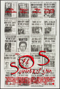 "Summer of Sam & Others Lot (Buena Vista, 1999). One Sheets (4) (27"" X 40"") DS. Crime. ... (Total: 4 It..."