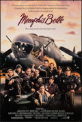"Movie Posters:War, Memphis Belle & Other Lot (Warner Brothers, 1990). One Sheets(2) (27"" X 40"", 27"" X 40.25"") DS. War.. ... (Total: 2 Items)"