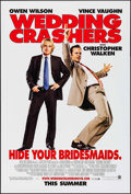 """Movie Posters:Comedy, Wedding Crashers & Others Lot (New Line, 2005). One Sheets (4)(27"""" X 40"""") DS Advance. Comedy.. ... (Total: 4 Items)"""