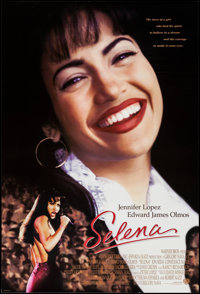 "Selena & Other Lot (Warner Brothers, 1997). One Sheets (2) (27"" X 40"") SS. Drama. ... (Total: 2 Items)"
