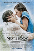 """Movie Posters:Romance, The Notebook & Others Lot (New Line, 2004). One Sheets (3) (27"""" X 40"""") DS Advance. Romance.. ... (Total: 3 Items)"""