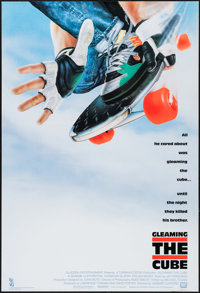 "Gleaming the Cube & Others Lot (20th Century Fox, 1989). One Sheets (3) (27"" X 39.25"" & 27"" X 41&..."