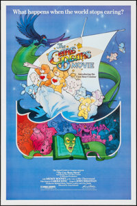 """The Care Bears Movie & Other Lot (Samuel Goldwyn, 1985). One Sheets (2) (27"""" X 41""""). Animation. ... (T..."""