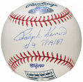 Autographs:Baseballs, Ralph Kiner Single Signed Baseball. ...