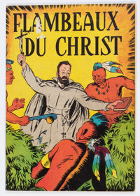 Firebrands of Christ #nn French-Canadian edition (Topix, 1950) Condition: VG+