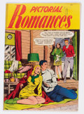 Golden Age (1938-1955):Romance, Pictorial Romances #5 (St. John, 1951) Condition: FN+....