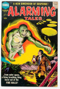 Silver Age (1956-1969):Horror, Alarming Tales #2 (Harvey, 1957) Condition: FN/VF....