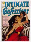 Golden Age (1938-1955):Romance, Intimate Confessions #4 (Realistic Comics, 1952) Condition: FN-....