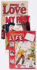 Golden Age (1938-1955):Miscellaneous, Comic Books - Assorted Golden Age Comics Group of 5 (Various Publishers, 1950s) Condition: Average FN.... (Total: 5 Comic Books)