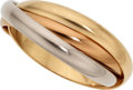 Estate Jewelry:Bracelets, Gold Bracelet, Cartier, French . ...