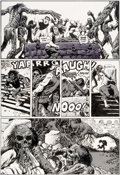 Original Comic Art:Panel Pages, Richard Corben Hot Stuf' #3 Story Page 7 Original Art (SalQuartuccio, 1978)....