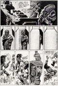 Original Comic Art:Panel Pages, Richard Corben Hot Stuf' #3 Story Page 9 Original Art (SalQuartuccio, 1978)....