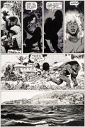 Original Comic Art:Panel Pages, Richard Corben Hot Stuf' #3 Story Page 11 Original Art (SalQuartuccio, 1978)....