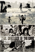 Original Comic Art:Panel Pages, Richard Corben Hot Stuf' #3 Story Page 1 Original Art (SalQuartuccio, 1978)....