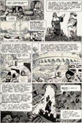 Original Comic Art:Panel Pages, Richard Corben Hot Stuf' #3 Story Page 3 Original Art (SalQuartuccio, 1978)....