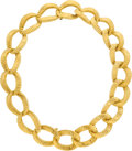 Estate Jewelry:Necklaces, Gold Necklace, Tiffany & Co.. ...