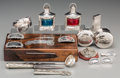 Silver Holloware, Continental:Holloware, An Assorted Group of American, English, and German Silver andSilver-Plated Tablewares, early 20th century and later. 1-7/8 ...(Total: 19 Items)