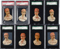 Baseball Cards:Sets, 1888 H.D. Smith & Co. (Y95) St. Louis Browns Graded Collection(8). ...