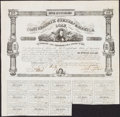 Confederate Notes:Group Lots, Ball 67 Cr. 32 $100 Bond 1861 Fine.. ...