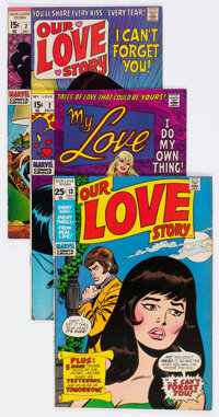 Marvel Bronze Age Romance Comics Group of 32 (Marvel, 1969-74) Condition: Average FN.... (Total: 32 Comic Books)