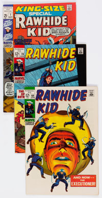 Rawhide Kid Group of 45 (Marvel, 1969-74) Condition: Average FN/VF.... (Total: 45 Comic Books)
