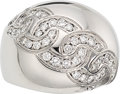 Estate Jewelry:Rings, Diamond, White Gold Ring, Picchiotti . ...
