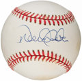 Autographs:Baseballs, Derek Jeter Single Signed Baseball. ...