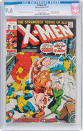 Bronze Age (1970-1979):Superhero, X-Men #67 (Marvel, 1970) CGC NM+ 9.6 Off-white to white pages....