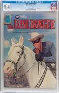 Silver Age (1956-1969):Western, Lone Ranger #139 File Copy (Dell, 1961) CGC NM 9.4 Off-whitepages....