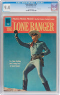 Silver Age (1956-1969):Western, Lone Ranger #140 File Copy (Dell, 1961) CGC NM 9.4 Off-white to white pages....