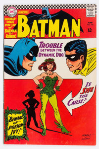 Batman #181 (DC, 1966) Condition: FN+
