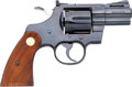 Handguns:Double Action Revolver, Colt Python Model Double Action Revolver....
