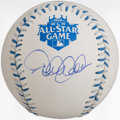 Autographs:Baseballs, 2012 All Star Derek Jeter Single Signed Baseball....