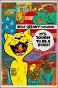 "Movie Posters:Animation, It's Tough to Be a Bird (Buena Vista, 1969). One Sheet (27"" X 41""). Animation.. ..."