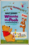 "Movie Posters:Animation, Winnie the Pooh and the Blustery Day (Buena Vista, 1969). One Sheet (27"" X 41""). Animation.. ..."