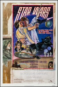 """Movie Posters:Science Fiction, Star Wars (20th Century Fox, 1977). One Sheet (27"""" X 41"""") Style D,Charles White III and Drew Struzan Artwork. Science Ficti..."""