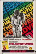 "Movie Posters:Adventure, The Adventurers (Paramount, 1970). Australian One Sheet (27"" X40""). Adventure.. ..."