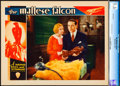 "Movie Posters:Film Noir, The Maltese Falcon (Warner Brothers, 1931). CGC Graded Lobby Card (11"" X 14"").. ..."