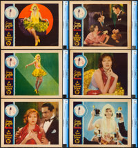 """Prisoners (First National, 1929). CGC Graded Lobby Cards (6) (11"""" X 14""""). ... (Total: 6 Items)"""