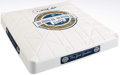 Autographs:Others, 2009 Derek Jeter Signed Inaugural Season Yankee Stadium ReplicaBase....