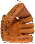 Autographs:Others, George Kell Signed Store Model Glove. ...