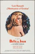 """Movie Posters:Foreign, Belle de Jour (Allied Artists, 1967). One Sheet (27"""" X 41""""). Foreign.. ..."""